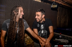 Sultan & Ned Shepard at Spybar (1-12-13)