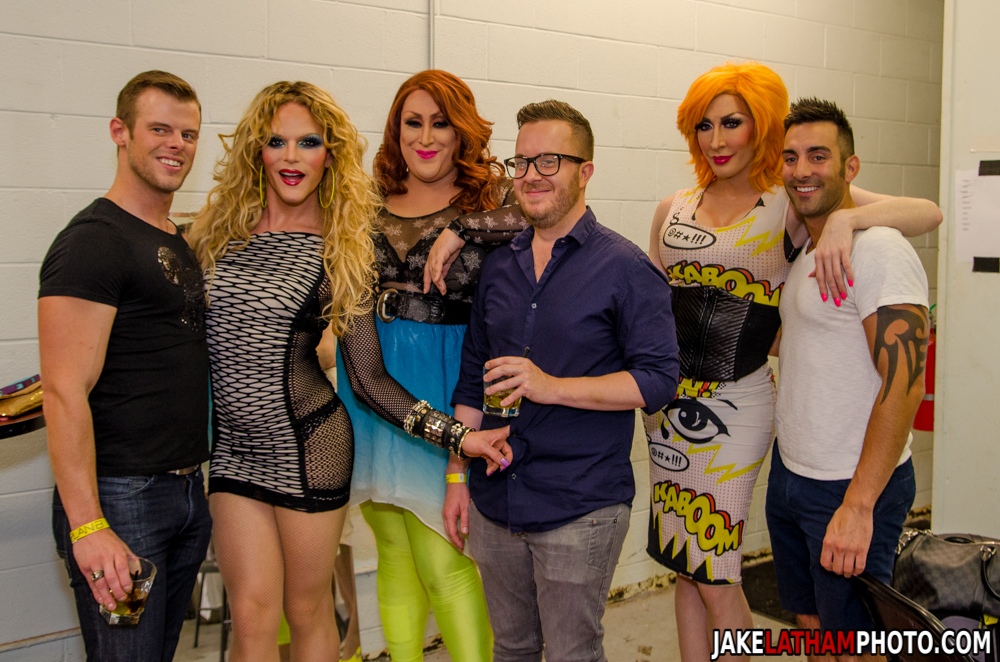 DWV (Detox, Willam, Vicky Vox) at Plan B, Madison, WI, 8-9-13 | JAKE ...
